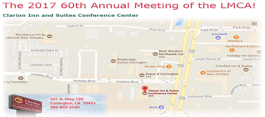 The 60th LMCA Annual Meeting